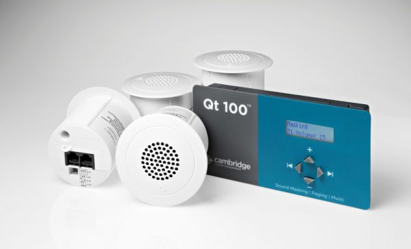 Cambridge Qt 100 met emitters