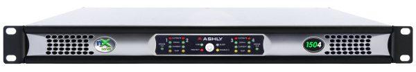 Ashly nX1504 voorkant