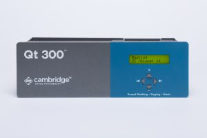 Cambridge QtT 300 voorkant