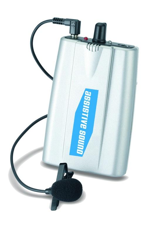 AS201T UHF Beltpack zender