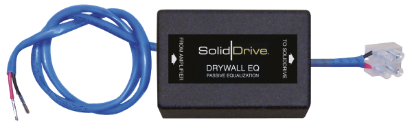 SolidDrive SD1 Equalizer drywall EQ