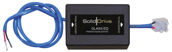 SolidDrive SD1 Equalizer glass EQ