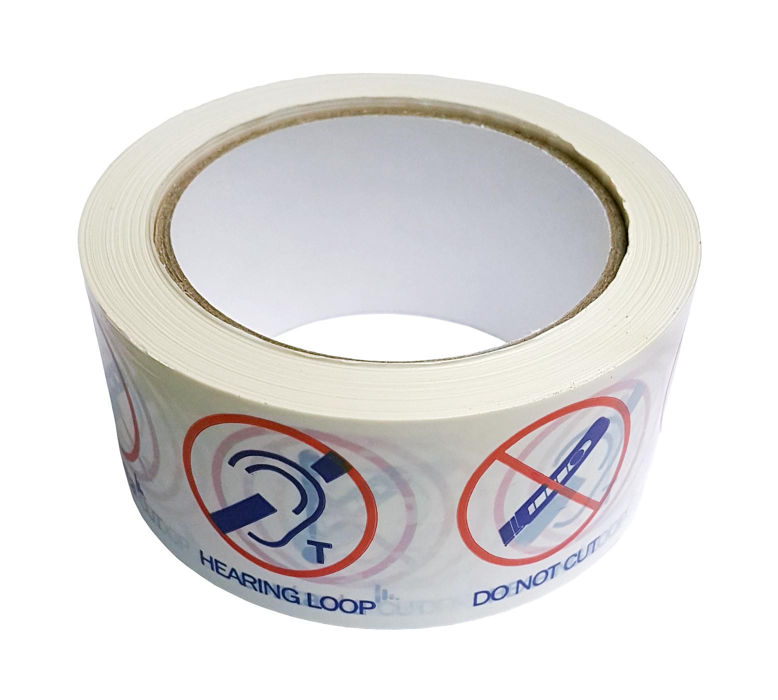 Tape-Warning