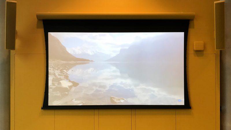 SoundTube in het Noorderpoort college reference