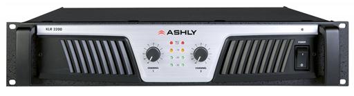 ashly KLR-3200 front