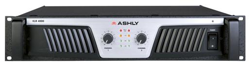 ashly KLR-4000 front