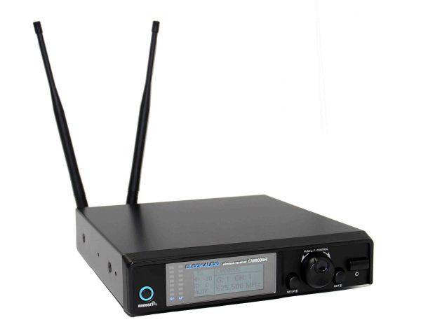 Clockaudio CW 8001 receiver