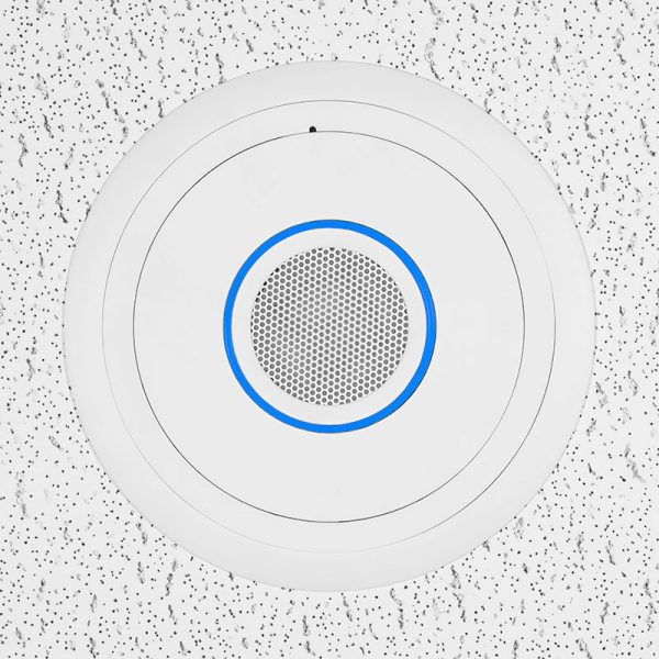 Clockaudio TIM-1000-CM in ceiling
