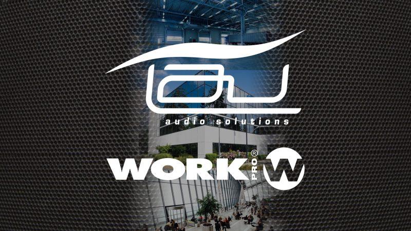 Tau distributeur Work Pro ua