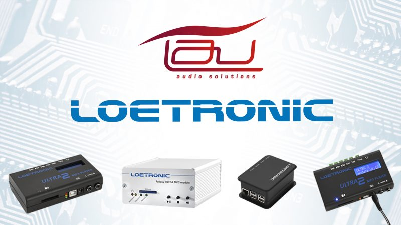 Tau exclusive distributor Loetronic ua