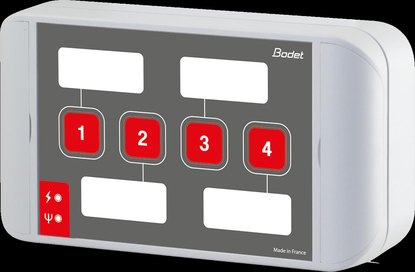 control box harmonys tijdsignaleringssystemen bodet
