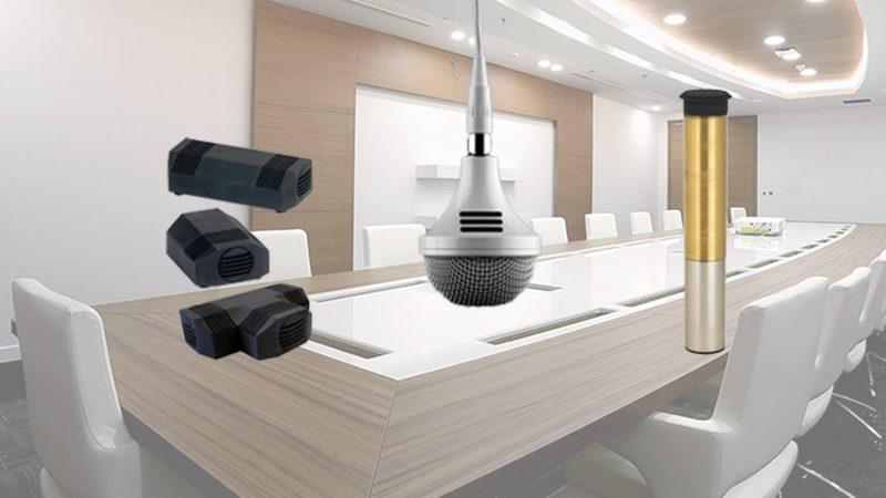 Tau microfoons voor vergadering ua