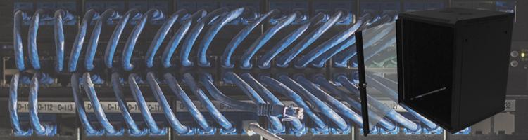 Patchkast voorkom wirwar aan apparatuur en bekabeling