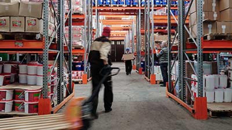 geluidsinstallatie fabriekshallen