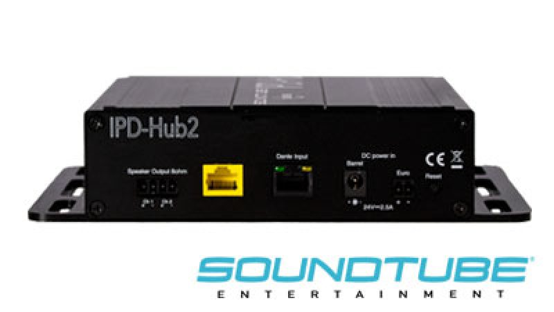 Getest SoundTube IPD-HUB2