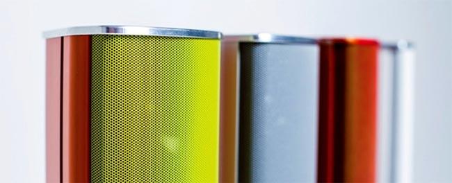 Pan Acoustics RAL-kleuren